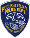 City of Rochester NY Police Department Logo